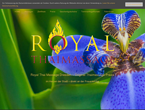 Royal Thaimassage Dresden