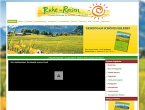 Ruhe-Reisen GmbH - Busreisen | Reisebüro | Omnibusbetrieb