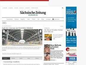 Sächsische Zeitung Redaktion Niesky
