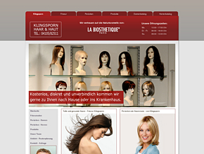 Salon Axel Klingsporn | Friseur & Hairstylist | Perücken