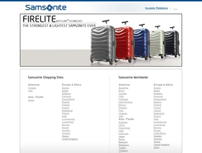 Samsonite Ges.mbH