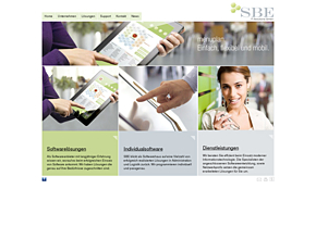SBE - IT Solutions GmbH