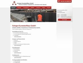 Schaps Kunststoffbau GmbH | Kunststofftechnik Bad Bramstedt