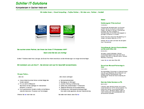 Schiller IT-Solutions Inh. Philipp Schiller
