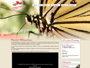 Schmetterlingshaus   Dom Motyli in SachsenReptilien