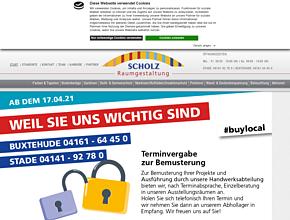 Scholz Raumgestaltung GmbH - Buxtehude