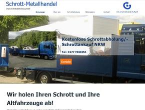 Schrotthandel Sauerland Schrott-Abholung, Schrottankauf Sauerland, NRW