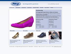 Schuhhaus Ney e.K. - Ihr Fachgeschäft für gute Schuhe seit 1895