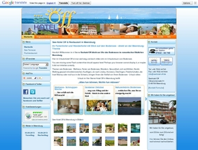Seehotel Off GmbH & Co KG, Inh. Michael Off