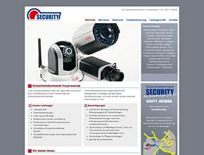 Sicherheitsfachmarkt SECURITY Schmidt GmbH