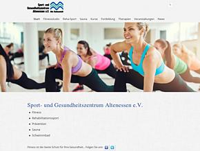 Sport- & GesundheitsCenter Altenessen | Fitnessstudio Essen, Schmerztherapie