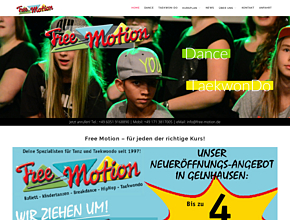 Sportstudio Free Motion