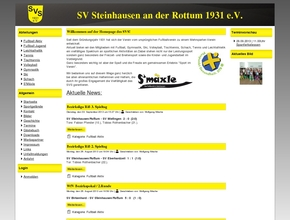 Sportverein Steinhausen a.d.R.