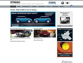 STADAC - BMW Autohaus mit Mini Service in Buchholz