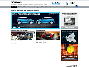 STADAC - BMW und Mini Autohaus in Ahrensburg
