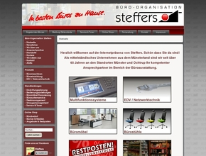 Steffers GmbH & Co. KG Büro-Organisation