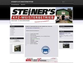 Steiners Kfz-Meisterbetrieb - Burweg bei Stade