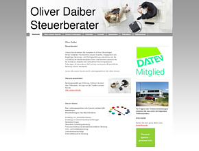 Steuerberater Oliver Daiber