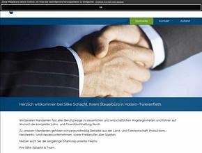 Steuerberaterin Silke Schacht | Direkt im Alten Land zwischen Hamburg und Bremen