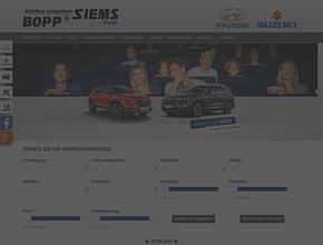 Suzuki & Hyundai Hamburg Autohaus Langenhorn