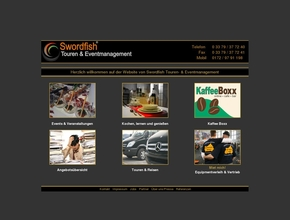 Swordfish Touren & Eventmanagement