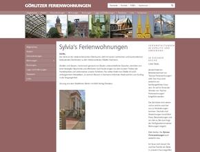 Sylvia`s Ferienwohnungen in Görlitz, in der niederschlesischen Oberlausitz
