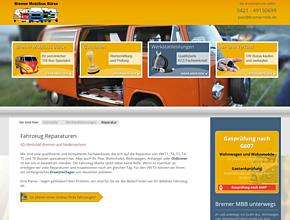 T4-Reparatur - Bremer Mobilbus Börse GmbH