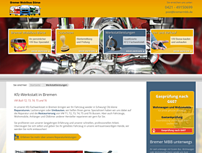 T5-Reparatur - Bremer Mobilbus Börse GmbH
