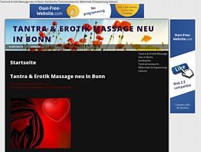 Bonn erotikmassage Bonn