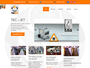 Tec-Jet - Ihr Spezialist für Oldtimer-Restaurierung und Reinigung