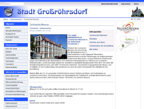 Technisches Museum Großröhrsdorf