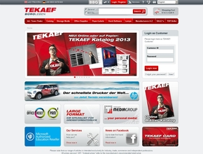 TEKAEF Data Hero & Office