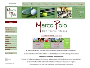 Tenniscenter Marco Polo