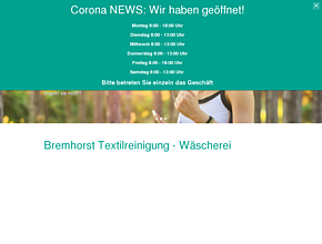 Textilreinigung Bredeney, Rüttenscheid - Bremhorst