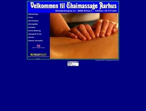 thai massage i esbjerg aarhus thai massage