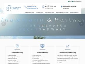 Thalemann & Partner | Steuerberater - Rechtsanwalt Stade