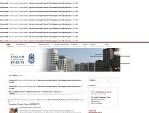THE ENGLISH LANGUAGE FORUM | Privatschule | Düsseldorf