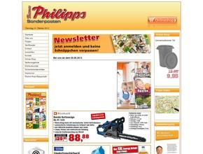Thomas Philipps Sonderposten Markt