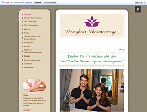 Thongbais Thaimassage