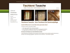Tischlerei Dresden aus leidenschaft tischlerei marco tausche mitglied bni dresden
