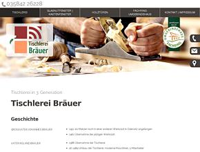 Tischlerei Bräuer - Inhaber Michael Bräuer