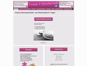 Tommis Fahrschule GmbH