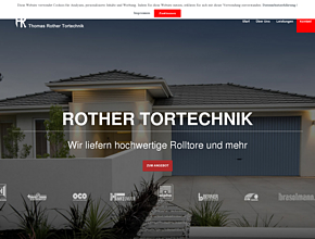 Tortechnik Thomas Rother