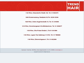 Trend Hair Frisuren GmbH
