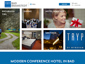TRYP BY WINDHAM - Bad Bramstedt Hotel