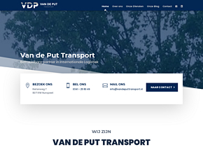 Van de Put Transport
