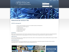 VidTech TFM tech. Facility