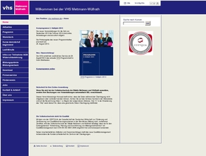 Volkshochschule Mettmann-Wülfrath
