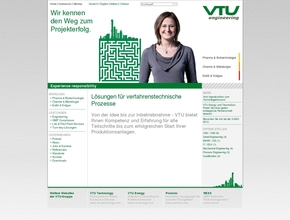 VTU-Engineering Planung