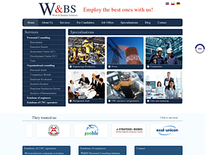 W&BS Personnel Consulting, Executive Search, Recruitment Company Poland